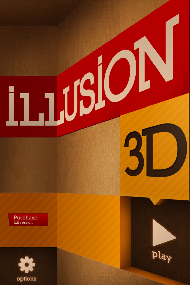 Screenshot Illusion_3D