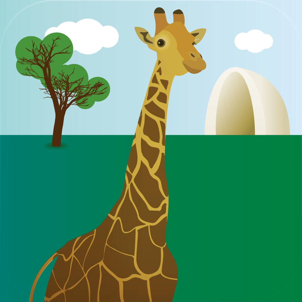 mzl.dgfcxxxm 100 Zoo Animals from 100 Things App    Review